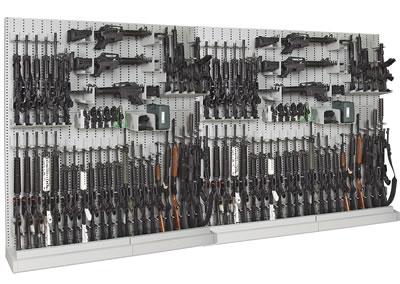 R 226 Teliers Extensibles Pour Rangement D Armes